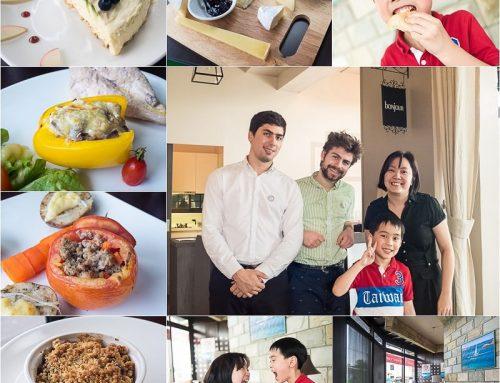 【桃園中壢 ‧法國海 酒吧‧餐廳】不出國就能吃到「法國人做的純法式料理」!