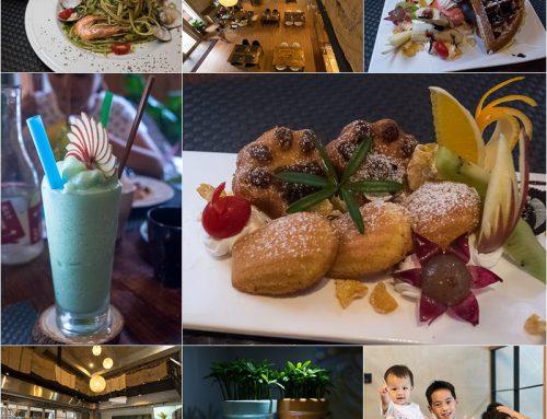 【桃園‧美食】《回憶紙飛機 複合式餐飲》精緻美味下午茶.聚餐聊天來這就對了!